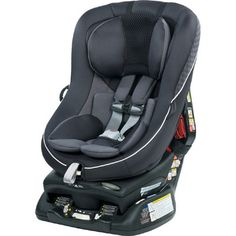 If you drive a Honda Element, this is the carseat you must have.   It rotates on it's base.   Genius!