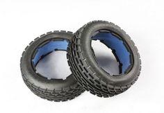 Rovan 1/5 Scale Dirt Buster Front Dirt Tyres & Foams Rovan/King Motor/HPI. 66124