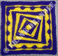 Ravelry: Blocks of Change 4 pattern by Frank O'Randle
