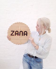 @zanaproducts: We just received a special delivery from the lovely Jaynie who attended our last workshop- how beautiful is this clock? Thank you so much @hallojane_sa for this special gift, we cant wait to put it up in the #ZanaStudio !!