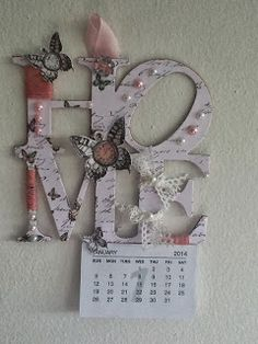 Craftwork Cards Blog: HOME is where the LOVE is. by Marie Chillmaid