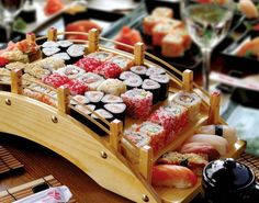 Sushi boat More