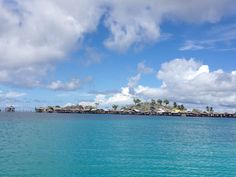 Bright and Sunny day at Malenge, Togian Island, Sulawesi