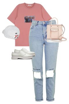 """""""Untitled #12995"""" by alexsrogers ❤ liked on Polyvore featuring Topshop"""