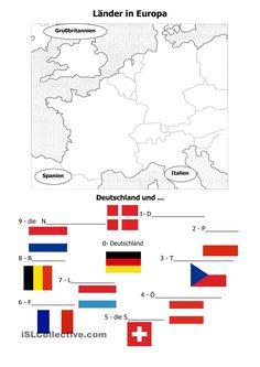 Grenzländer von Deutschland