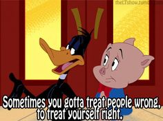 animated looney tunes gif | ... tunes daffy duck porky pig the looney tunes show tlts animated GIF