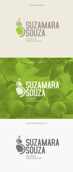 Graphic Design - Logo Suzamara Souza