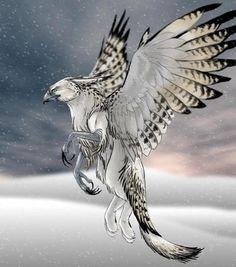 Snow Griffin