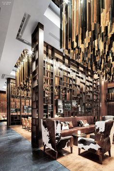 IIDA Award Winner: Vancouver Grill by CL3 Architects