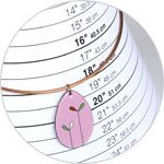 EZ Sizers | Jewelry Making Supplies - Gauges - Beading Supplies, Tools  Potentially useful for necklace sizing