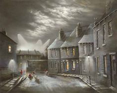 Ever since being gifted a set of oil paints as a boy, Bob Barker has been captivated by art. Shop his collection at Castle Fine Art. Bob Geldof, Cool Art Drawings, Urban Life, Drawing Techniques, Painting & Drawing, Illustration Art, Illustrations, Nostalgia, Original Art