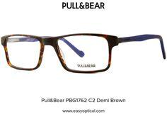 Pull&Bear PBG1762 C2 Demi Brown Pull, Wayfarer, Eyewear, Bear, Sunglasses, Brown, Style, Swag, Eyeglasses