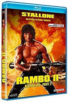 First Blood, Action Film, Action Movies, Hd Movies, Movie Tv, Movie Titles, Movies 2019, Rambo 2, John Rambo