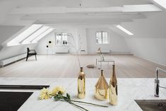 #Stockholm loft by studio Mama  #Minimalist #loft located in Stockholm, for sale at Fantastic Frank.