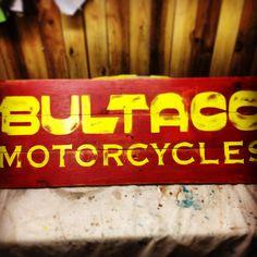 Bultaco sign