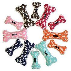 Silhouette Dog Toys