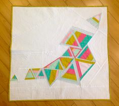 Trajectory quilt