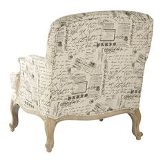 Reader's chair...