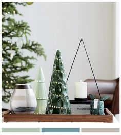 What are the trends for Christmas 2021? – mccotrend Small Tray, Large Tray, Homemade Christmas Decorations, Holiday Decorations, Hanging Christmas Tree, Ottoman Tray, Wooden Plates, Chiffon, Xmas