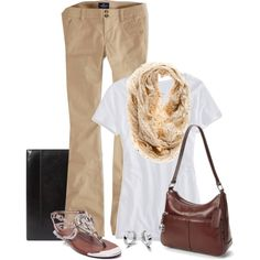Casual meeting, created by jlgoodman on Polyvore