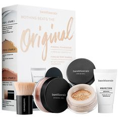 Nothing Beats the Original™ Complexion Kit - bareMinerals | Sephora