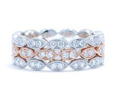 Diamond Wedding Bands, Right Hand Rings and Jewelry - Ascot Diamonds