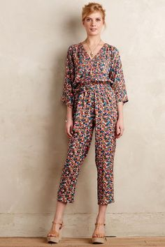 Fiore Jumpsuit - anthropologie.com