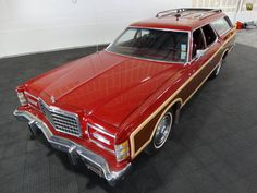 1977 Ford LTD Country Squire Wagon