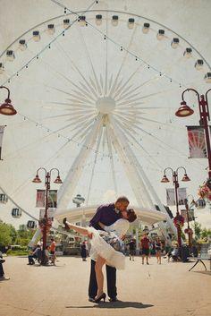 Offbeat elopement as seen on OffBeatBride.com