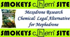 Mexedrone Research Chemical: Legal Alternative for Mephedrone