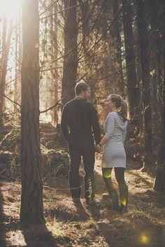 Find the right light | Take your own engagement photographs | Matt Korinek - Photographer