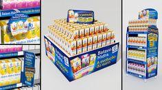 A Batavo, marca de maior valor agregado do segmento de lácteos da BRF, já…