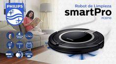 Robot de limpieza SmartPro de Philips