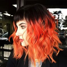 Unique Bright Red Hair Color Ideas To Try - Styles Art