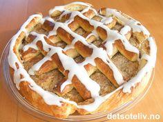 Norwegian Food, Recipe Boards, Let Them Eat Cake, Scones, Food And Drink, Pie, Sweets, Cookies, Baking