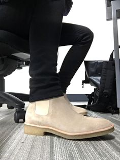 New Republic by Mark McNairy Houston chelsea boots #styled247
