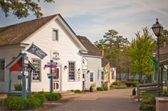 The 14 Most Underrated Places In New Jersey That You Must Check Out #12. Historic Smithville and The Village Green, Smithville