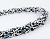 Gorgeous and affordable high quality chainmaille products hand made by Portland local Bim Ditson.