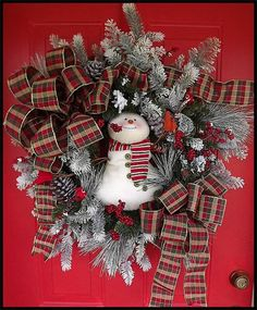 Wreaths: Decorative Door Wreaths, Luxury Christmas Wreaths - Luxury Christmas Wreaths - Maplesville, AL
