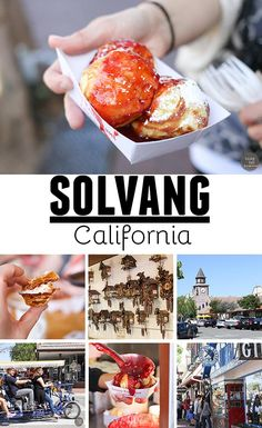 A look at Solvang, California on Weekend getaway. A look at Solvang, California on Solvang California, California Dreamin', Northern California, San Luis Obispo California, Santa Barbara California, California Vacation, Pacific Coast Highway, Big Sur, Solvang Restaurants