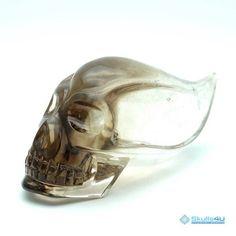 Bi-color quartz traveler skull by Leandro gemstone by Skulls4U   #crystalskull #skulls4u #skull #Leandro #carving #travelerskull #quartz #etsy #etsyshop #etsyseller  https://www.etsy.com/listing/399427685/bi-color-quartz-traveler-skull-by?ref=shop_home_active_4