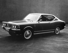 Classic Car News Pics And Videos From Around The World Toyota Usa, Toyota Cars, Corolla Hatchback, Toyota Corona, Lexus Cars, Japanese Cars, Classic Toys, Old School, Dream Cars