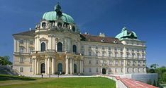 The Monastery of Klosterneuburg is within easy reach from Vienna
