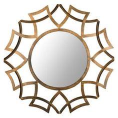 Safavieh Meadow Sunburst Mirror