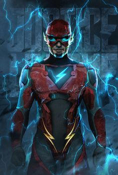 The flash wallpaper by - fa - Free on ZEDGE™ Flash Comics, Arte Dc Comics, Flash Characters, Comic Book Characters, Comic Villains, Heros Comics, Dc Heroes, Rougue One, Dc Speedsters