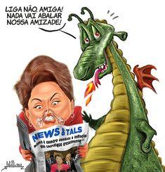 Dilma e a amiga inflação