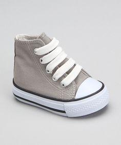 Gray Todd Sneaker #zulily  #fall