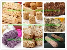High Quality Oatmeal Chocolate Snack Bar Equipment With Reasonable Price