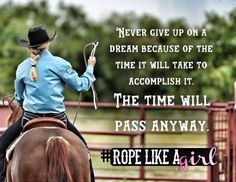 Never give up on a dream because of the time it will take to accomplish it. The time will pass anyway.