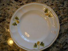 Kensington Staffordshire Ironstone England Sussex R3027 Bread Dessert Plate   eBay